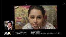 """VIDEO Magda Wassef """"Excuse my french est un film cocasse sur les problèmes confessionnels égyptiens"""""""