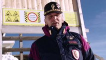 Polizia di Stato - Neve, la sicurezza sulle piste da sci (24.12.13)