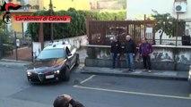 Catania - Mafia, arrestato l'ex sindaco di Mascali e l'ex dirigente del Calcio Catania (10.12.13)