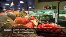 Des pesticides dans les aliments biologiques