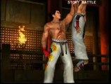 Tekken 4 - Kazuya Mishima story