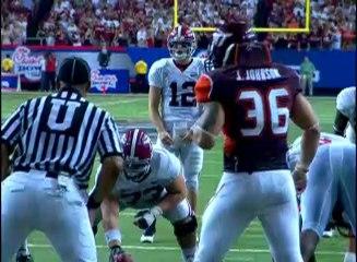College Football Legends-Nick Saban