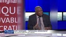 "Kofi Yamgnane : ""J'aurais giflé ces racistes"""