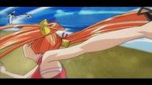Mahou Sensei Negima 3-Jikanme Koi to Mahou to Sekaiju Densetsu Live Version Opening HD 1080p PS2