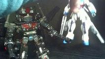 TFC Toys SD Nemesis Primars (Nemesis Prime) Review