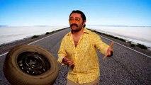 Taksici Camal reklam setine daldı!