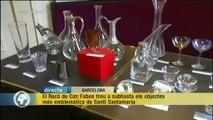 TV3 - Els Matins - A subhasta els objectes més emblemàtics de Santi Santamaria