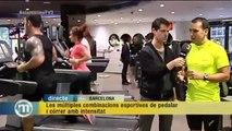 TV3 - Els Matins - Combinacions de pedalar i córrer