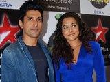 Farhan Akhtar & Vidya Balan On Nach Baliye 6 | Shaadi Ke Side Effects