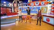 """TV3 - Divendres - Tutorial de la flashmob de """"La Marató"""""""