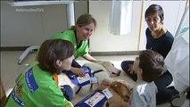 TV3 - Els Matins - Gossos que acompanyen els nens durant els ingressos hospitalaris