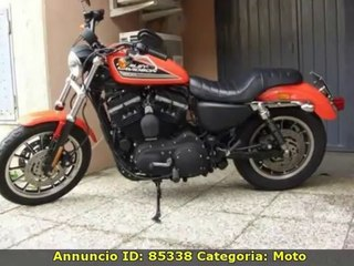 HARLEY-DAVIDSON 883 Sportster R TUTTA OR