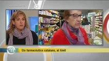 TV3 - Els Matins - Els farmacèutics catalans estan al límit