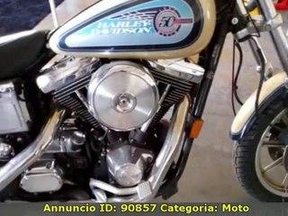 HARLEY-DAVIDSON 1340 Dyna Super Glide Da