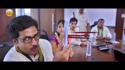 Chandamama lo Amrutham Theatrical Trailer -  Avasarala Srinivas, Krishna Bhagavan