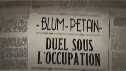 Duel sous l'occupation