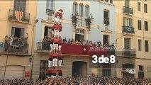 TV3 - Quarts de nou - Crónica castellera Quarts de nou núm. 32