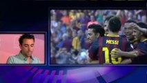 TV3 - Hat-trick Barça - Entrevista a Xavi Hernández