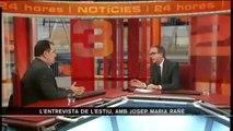 TV3 - L'entrevista de l'estiu - Entrevista amb Josep Maria Rañé