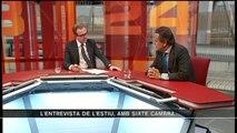 TV3 - L'entrevista de l'estiu - L'entrevista de l'estiu - Sixte Cambra, president Port Barcelona