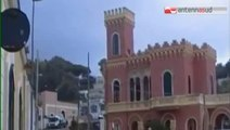TG 08.01.14 Tricase: 15enne fugge dalla comunità e si lancia in mare, salvata dai carabinieri