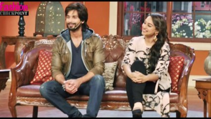 Sonakshi Sinha on Comedy Nights with Kapil- 8th December Episode