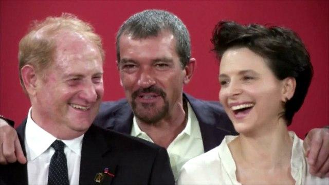 Juliette Binoche et Antonio Banderas au Chili pour leur nouveau film