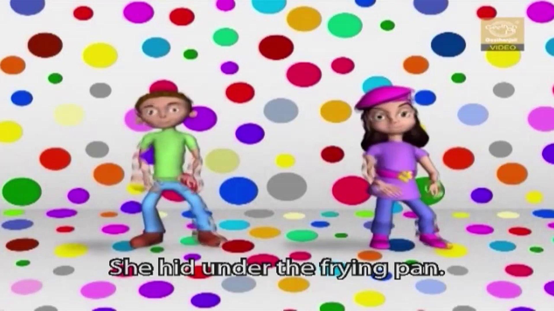 Nursery Rhymes - Lady Bug, Lady Bug - With Lyrics