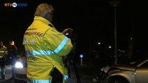 Dronken automobilist richt ravage aan in Stadskanaal - RTV Noord