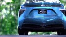 Toyota FCV, gran protagonista del CES de Las Vegas