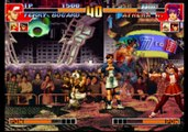 NeoGeo Online Collection Vol 03 The King of Fighters Orochi Collection Gameplay PCSX2 R5726 HD 1080p PS2