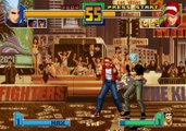 NeoGeo Online Collection Vol 07 The King of Fighters NESTS Collection Gameplay PCSX2 R5726 HD 1080p PS2