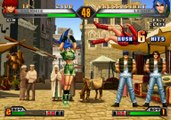 NeoGeo Online Collection Vol 10 The King of Fighters 98 Ultimate Match Gameplay PCSX2 R5726 HD 1080p PS2