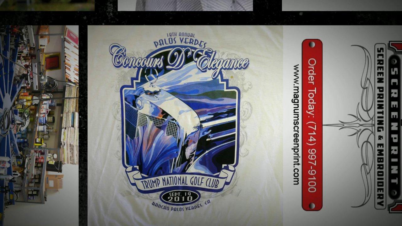 T-Shirt Screen Printing – Custom Silk Screen Printing