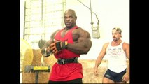 A DAY IN THE LIFE OF RONNIE COLEMAN - BACK TRAINING - Bodybuilding/Muscle/Fitness Workout