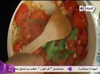 شوربة المشروم بالطماطم - الشيف محمد فوزى - سفرة دايمة