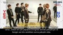 Super Junior SS5 Tokyo Demo DVD - Super Junior Evet Hayır Oynuyor [Türkçe Altyazılı -  Turkish Sub]