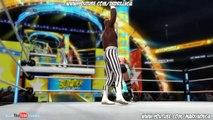 WWE 2K14 Virgil  ( FREE Wrestler ) Vs Ted Dibiase Gameplay