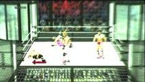 PS3 - WWE 2K14 - Elimination Chamber - Daniel Bryan, John Cena, Bret Hart, Shawn Michaels, Triple H & Jake Roberts