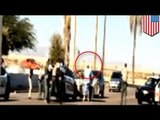 Police Brutality? Arizona cop appears to shoot unarmed, surrendering suspect [Video]