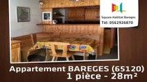 A vendre - Appartement - BAREGES (65120) - 1 pièce - 28m²