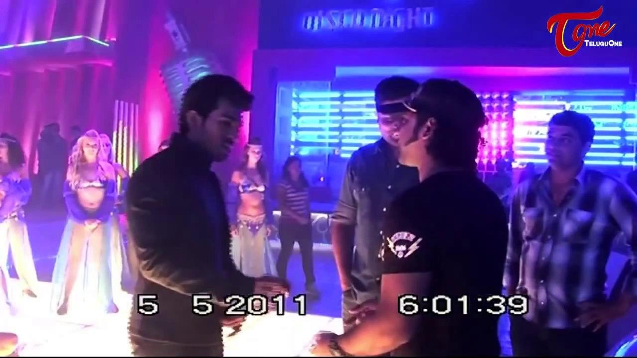 Yevadu Movie Making Video || Ram Charan || Shruti Hassan || Amy ...