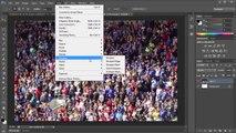 Photoshop CS6: Miniature World Effect with Tilt-Shift Blur Filter - Tutorial