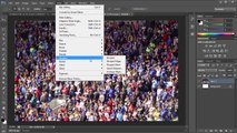 Photoshop CS6: Miniature World Effect with Tilt-Shift Blur Filter - Tutorial