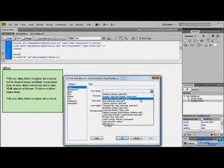 Dreamweaver: Customize Spry Tool Tips - Tutorial
