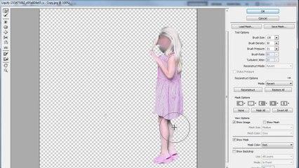 Photoshop: Create a Ghost Figure - Tutorial