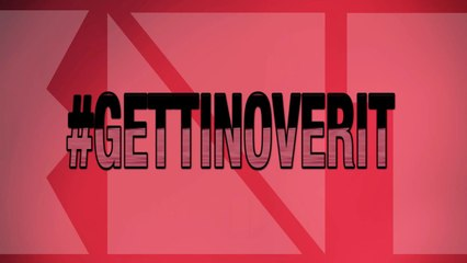 Slightly Left of Centre - #GETTINOVERIT [Audio Only]