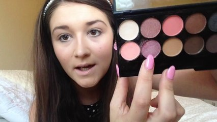 Spring Inspired Makeup Look: SPRINGCOLLAB xx