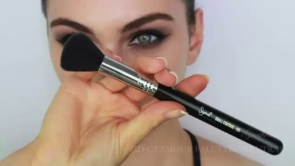 Bianca Balti Dolce & Gabbana Makeup | Ruby Golani