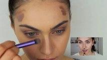 Kim Kardashian Makeup Tutorial (Long Fluttery Lashes & Pouty Lips)